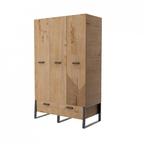 Шкаф для одежды Оскар ИД 01.368