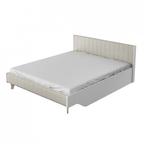 Кровать 2 1600 с настилом Ларго ИД 01-534