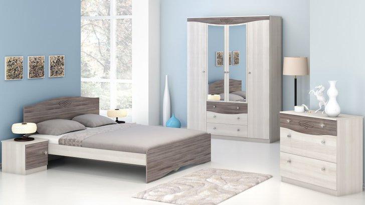 Спальный гарнитур Ванесса