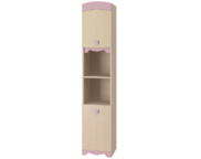 Шкаф для книг Pink ИД 01.142А