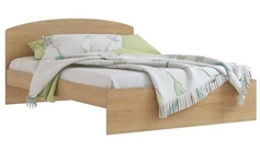 Кровать двуспальная 1400 мм Кр28 Ирина