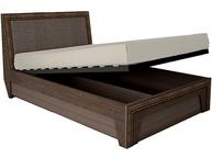 Кровать с подъёмным механизмом 16ПМ Калипсо венге