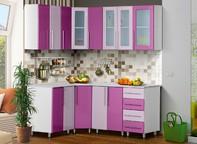 Кухонный гарнитур Мыло  1,8 х 1,4 м