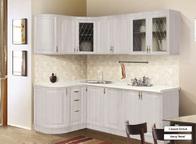 Кухонный гарнитур Веста 1,33 х 2,2 м
