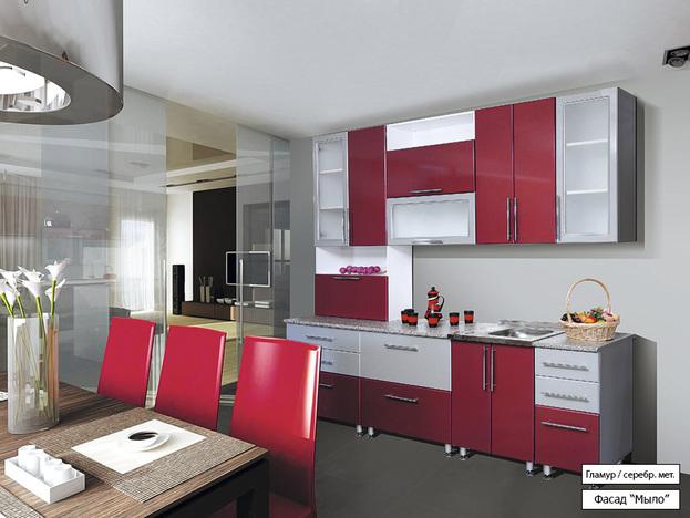 Кухонный гарнитур Мыло 2600