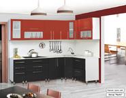 Кухонный гарнитур Мыло  2,6 х 1,6 м