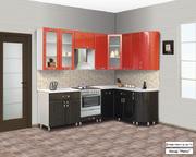Кухонный гарнитур Мыло  2,4 х 1,5 м