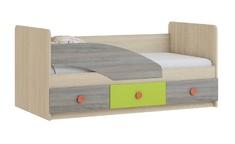 Кровать Кр130 800х1600 мм Пуговка