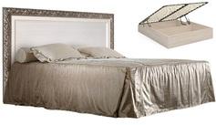 Кровать 2-х спальная с подъёмным механизмом 1800 Тиффани
