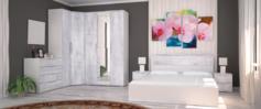 Модульная спальня Сорренто