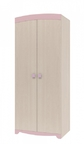 Шкаф для одежды 2 дв Pink ИД 01.138