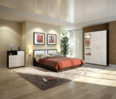 Спальный гарнитур Милена 1