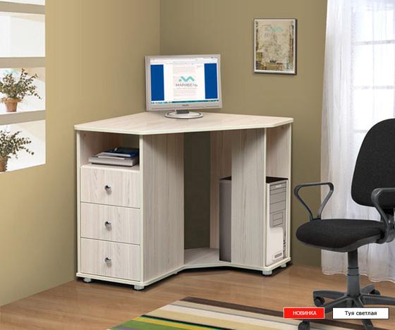 Стол для компьютера угловой В-3