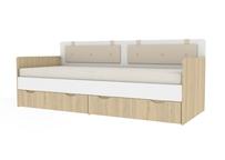 Кровать тахта с подушками 900-4 Кот