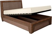 Кровать с подъёмным механизмом 14ПМ Калипсо венге