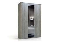 Шкаф 3-х дверный с зеркалом Тиффани СВ-518