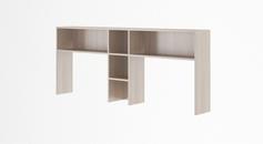Надстройка стола двойного модуль 15