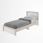 Кровать с ламелями модуль 21