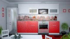 Кухонный гарнитур Венеция Чили 1800 мм