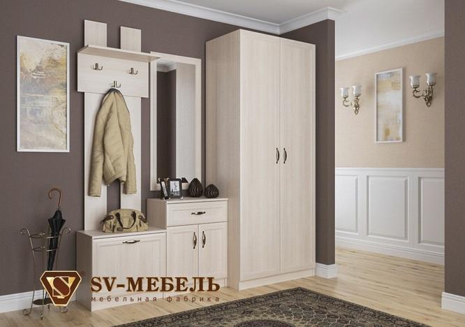 Прихожая Вега SV-мебель сосна