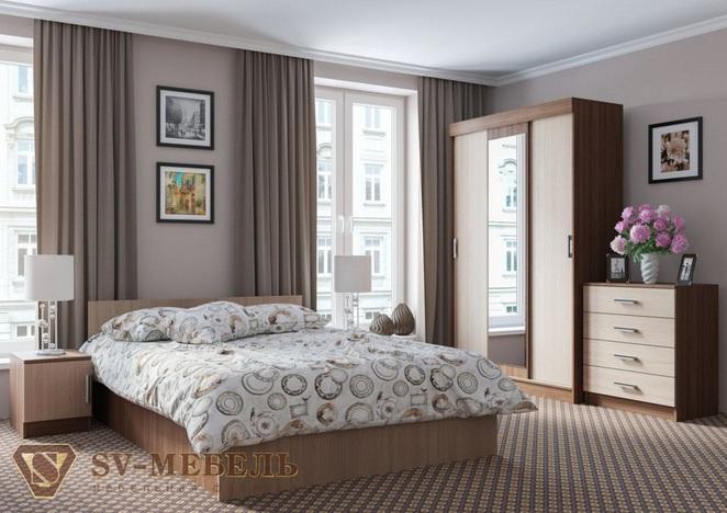 Спальный гарнитур Эдем 5