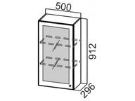 Шкаф навесной со стеклом Ш500с/912 Классика