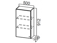 Шкаф навесной Ш500/912 Классика