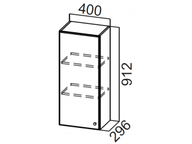 Шкаф навесной Ш400/912 Классика