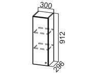 Шкаф навесной Ш300/912 Классика