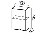 Шкаф навесной Ш500 Прованс