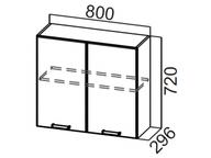 Шкаф навесной Ш800 Модерн