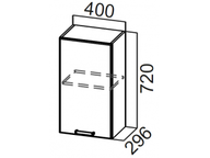 Шкаф навесной Ш400 Модус
