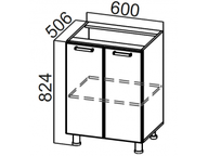 Стол рабочий С600 Модерн