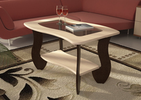 Журнальный стол 3 стиль