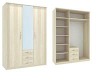 Шкаф для одежды Диана Д11