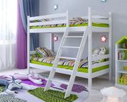 Двухъярусная кровать Сонечка