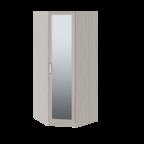 Шкаф угловой с зеркалом модуль 1