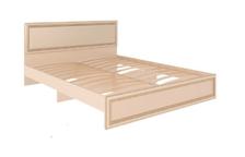 Кровать с мягким изголовьем и ламелями М9 Беатрис