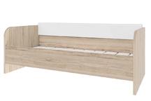 Кровать СТЛ.266.16 с декоративной накладкой СТЛ.266.17
