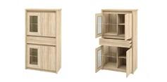 Шкаф комбинированный Палермо МН-033-05