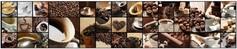 Панель стеновая с фотопечатью Кофе 2800х670х3