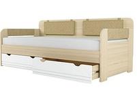 Кровать-тахта 900 х 2000 мм №900-4