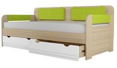 Кровать-тахта 900 х 2000 мм 900-4 Стиль Лайм