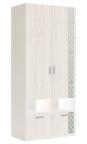 Шкаф 2-х дверный модуль 9 Белла