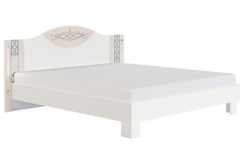 Кровать с подсветкой 1800 мм модуль 2-3 Белла