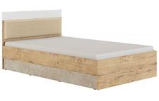 Кровать 1200 мм модуль 2 Дублин Стоун