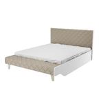 Кровать 1600 с настилом Ларго ИД 01-532