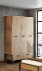 Шкаф для одежды ИД 01.368
