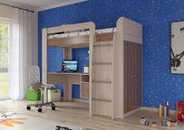 Кровать чердак Степ 4-2005