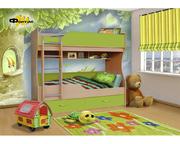 Кровать детская двухъярусная Анюта - 4